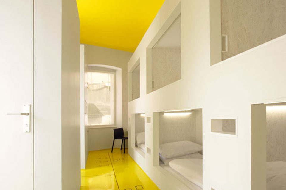 Goli + Bosi design hotel, split