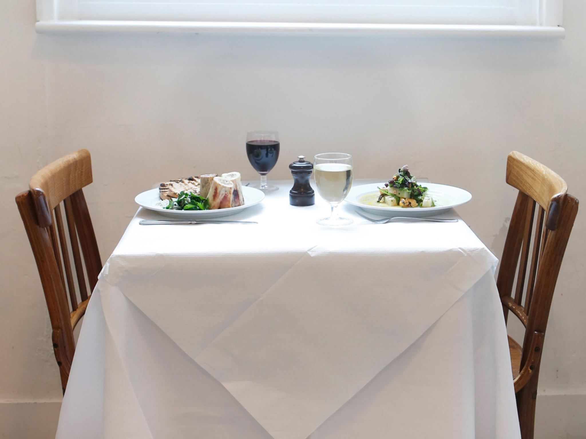 Top 10 restaurants in London - St John