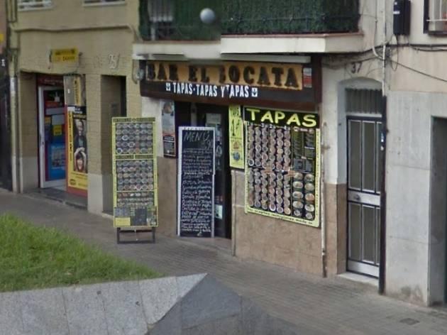 Bar el Bocata