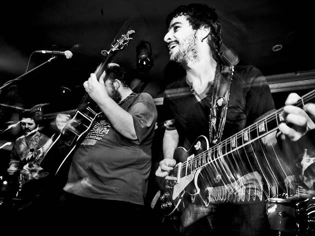 IX Festival Milano Jazz & Blues: A Contra Blues + Julio Cobos