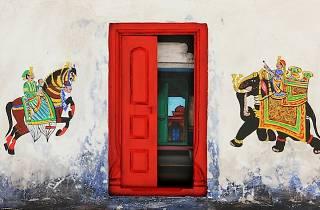 Open Doors by KR Santhana Krishnan