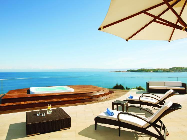 2 nights at Hotel Kempinski Adriatic, Istria for €273 (save 27%)