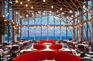 100 best restaurants in London - Sushisamba