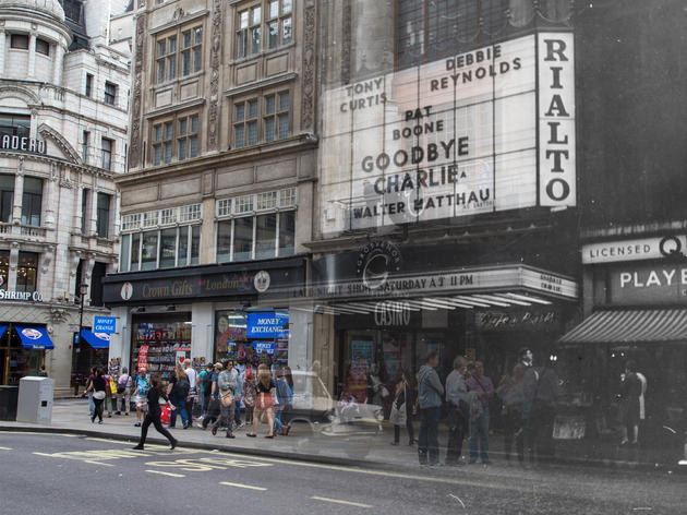 London cinemas: then and now