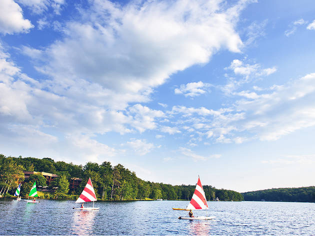 Labor Day weekend getaways for NYC families