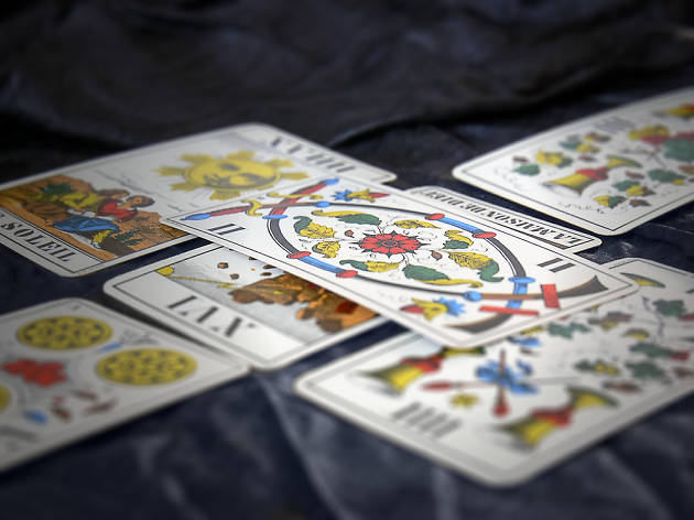 Thursday Night Tarot at Butterfly Bar