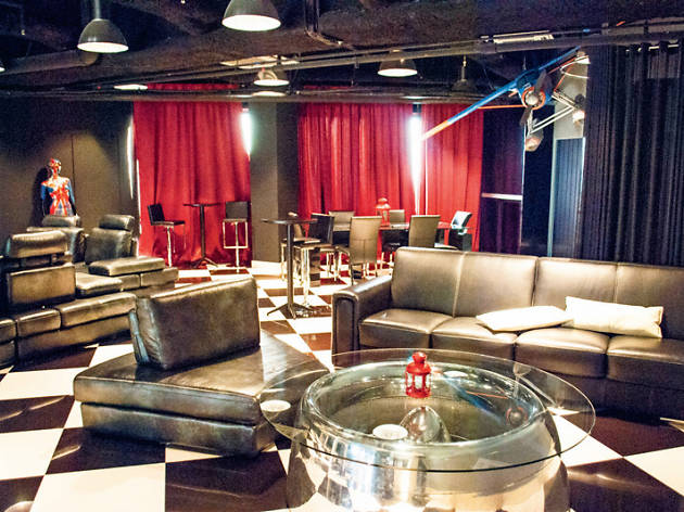 Heli Lounge Bar (Thursdays)