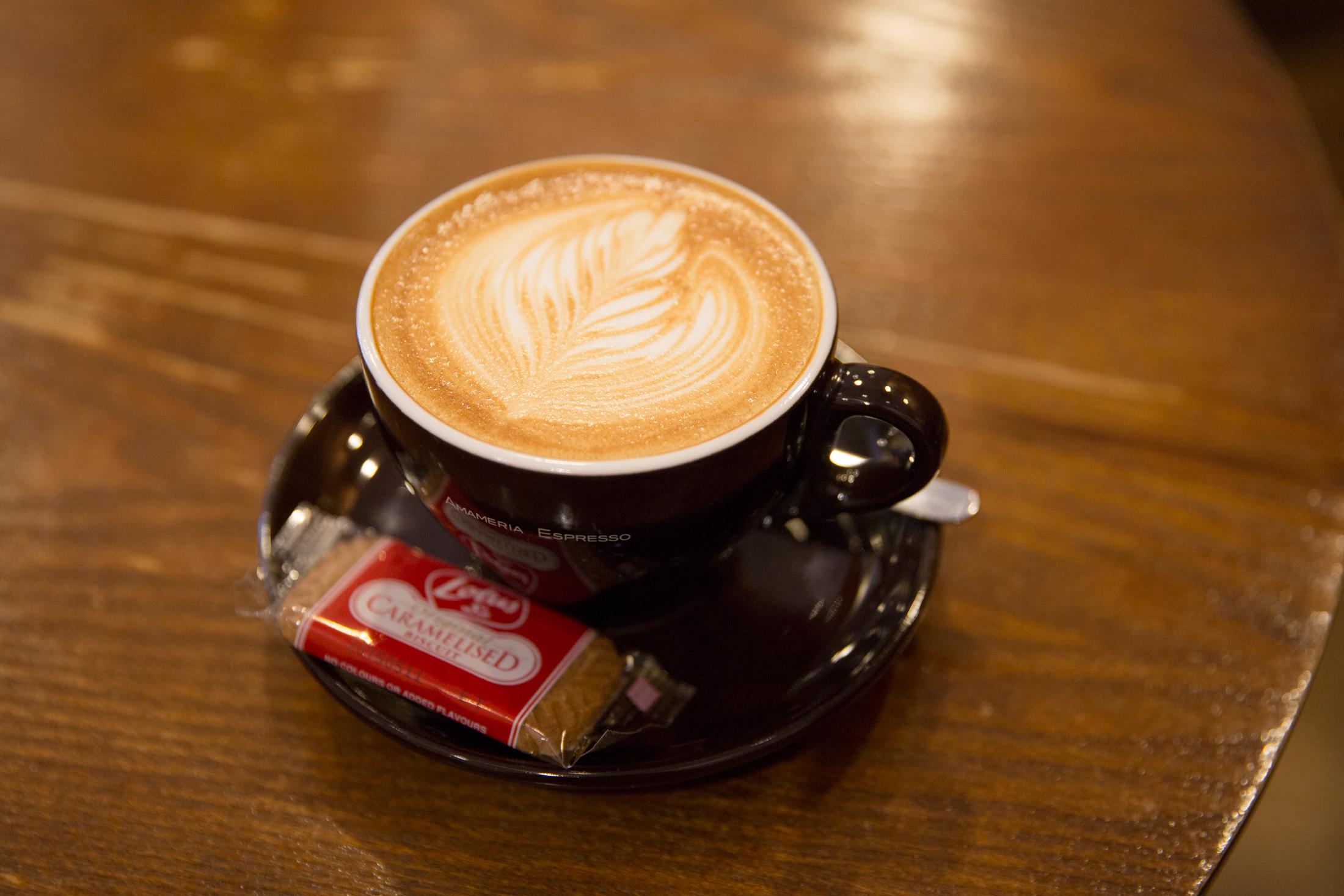 Amameria Espresso | Time Out Tokyo
