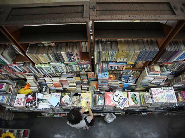 Junk Bookstore