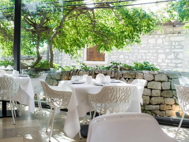 Risultati immagini per ristorante Monte (Rovinj/Rovigno