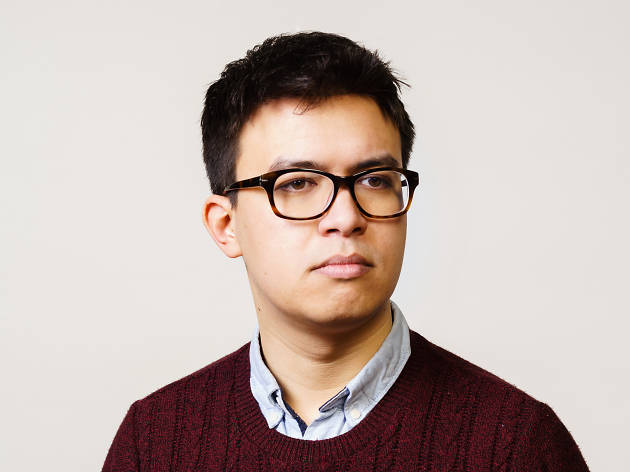 Fin Taylor and Phil Wang: Ew! Work in Pro-gross