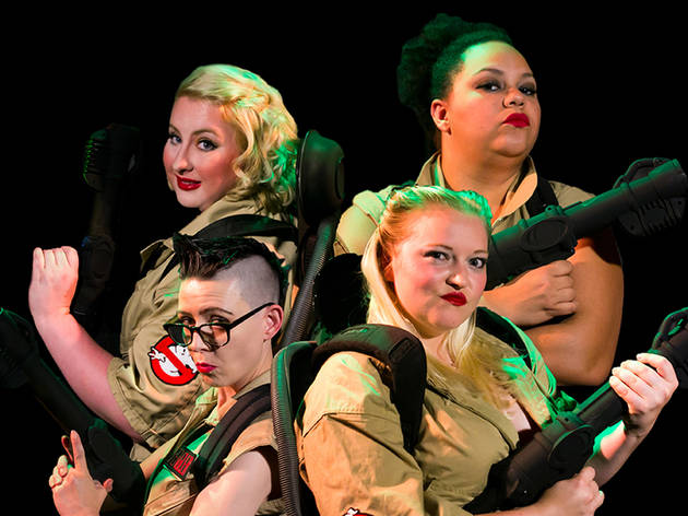 Ghostbusty: A Ghostbusters Burlesque