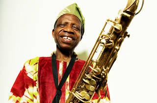 World Music Festival 2015: Orlando Julius & the AfroSoundz + Tal National