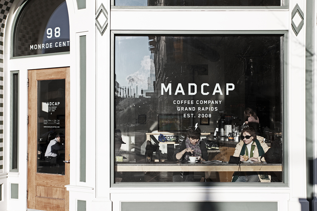 Madcap Coffee, Grand Rapids, MI
