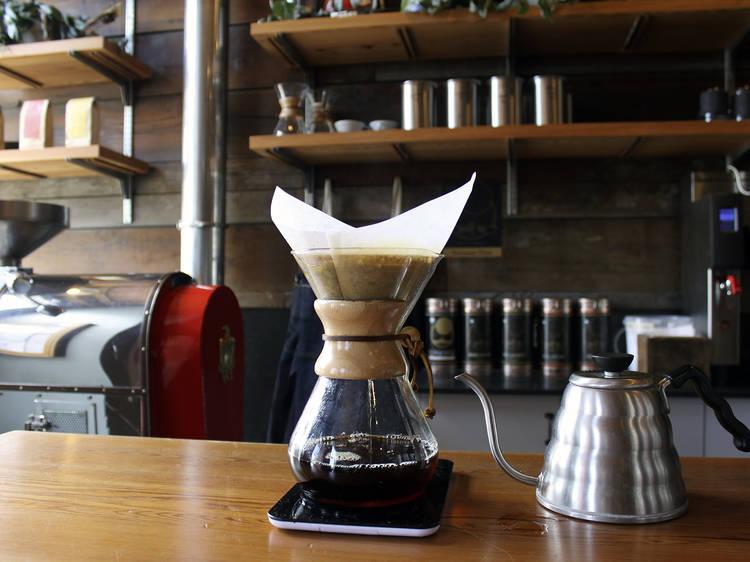 Thou Mayest Coffee Roasters, Kansas City, MO