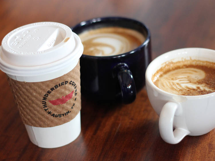 Thunderbird Coffee, Austin