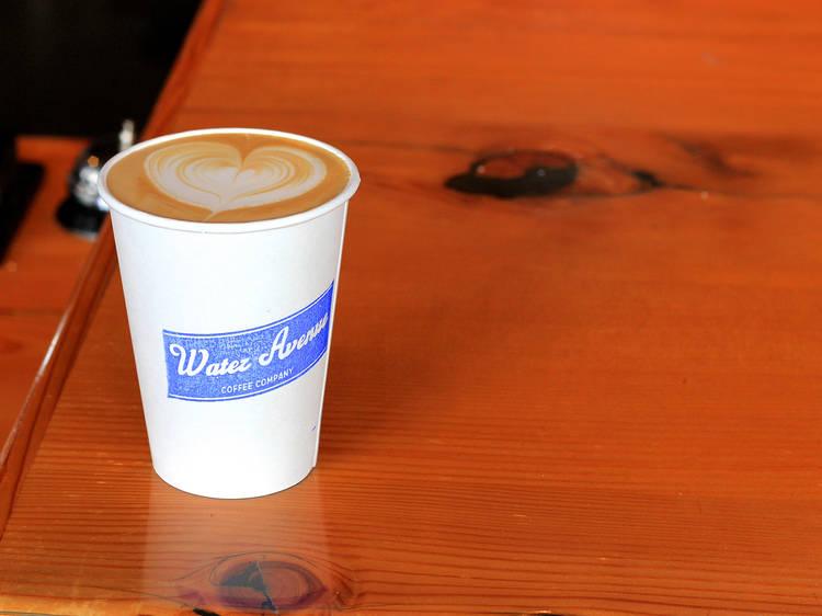 Water Avenue Coffee, Portland, OR