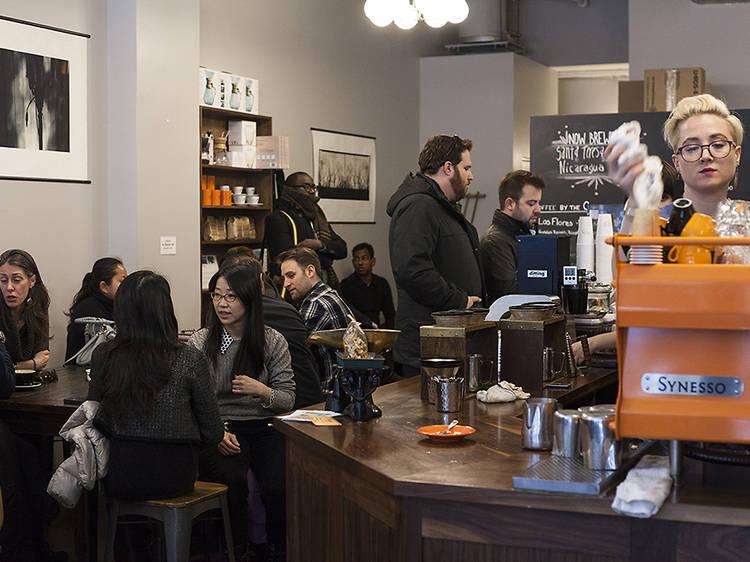 Café Grumpy, NYC