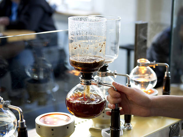 The best coffee shops in America