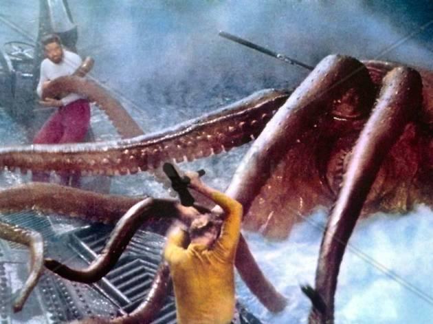 Tentáculos + Retorno desde la quinta dimensión