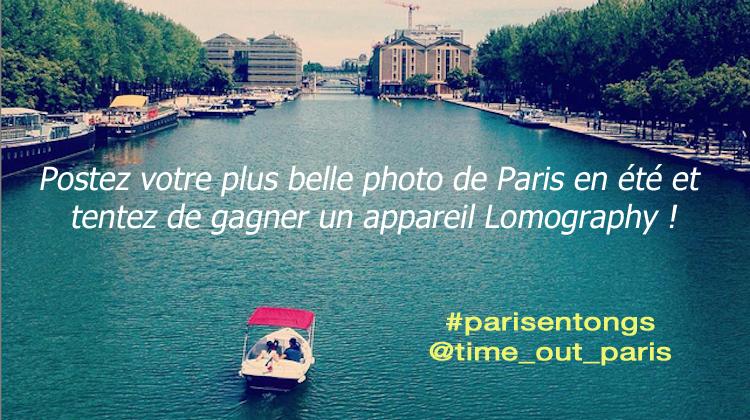 Concours Instagram : vos plus belles photos de Paris en été