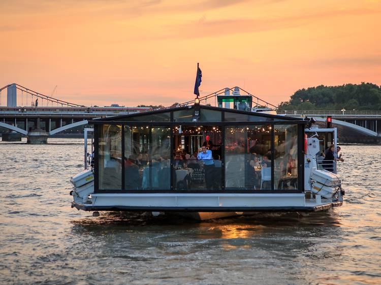 Bateaux London Cruises
