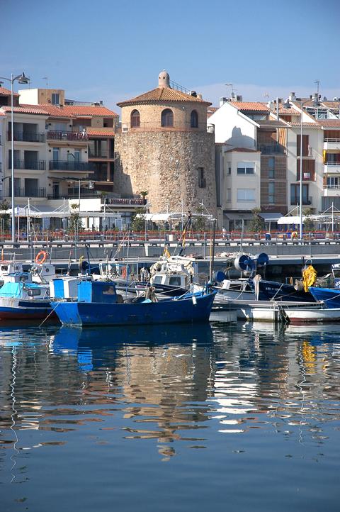 Day 3: Torre del Port