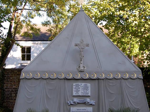 Sir Richard Burton's Tomb