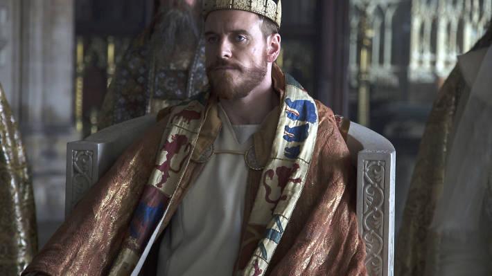 Michael Fassbender in 'Macbeth', 'Steve Jobs' or 'The Light Between   Oceans'