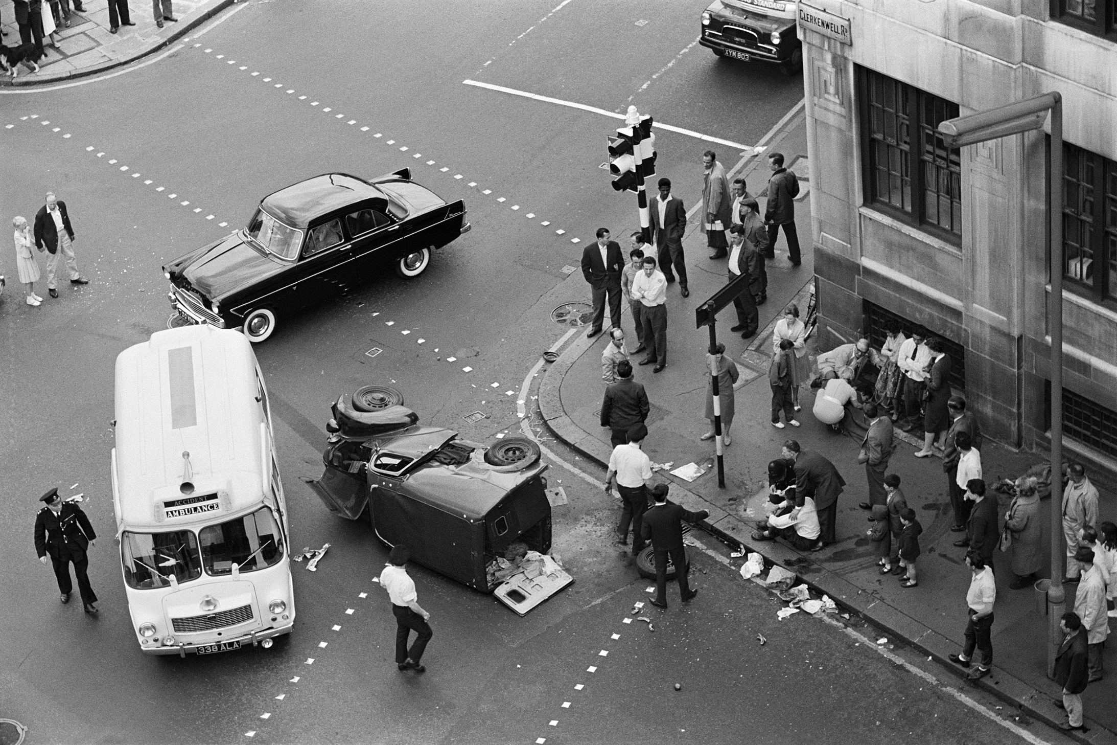 Clerkenwell, 1962