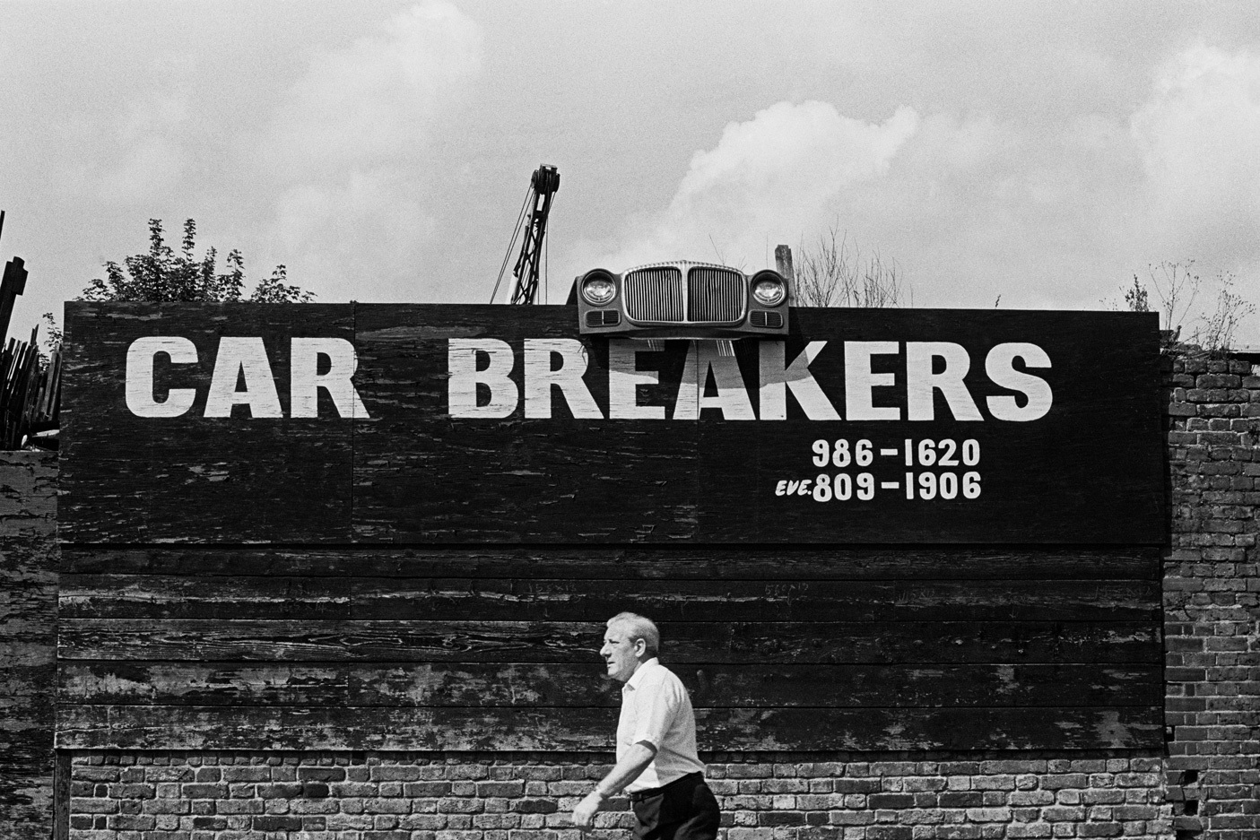 11 photos of old east London by Colin O'Brien
