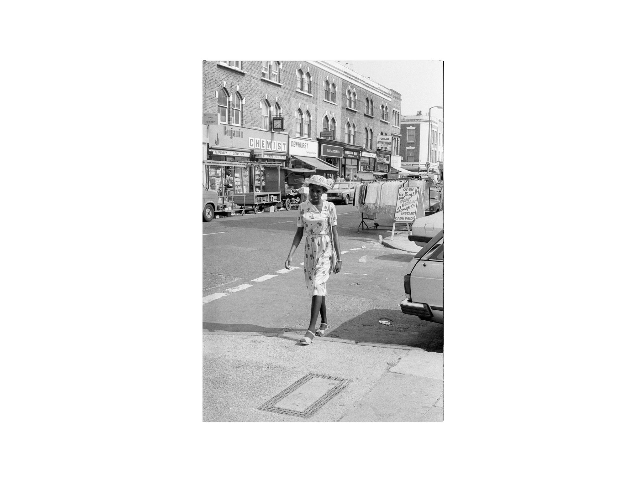 Chatsworth Road, 1986