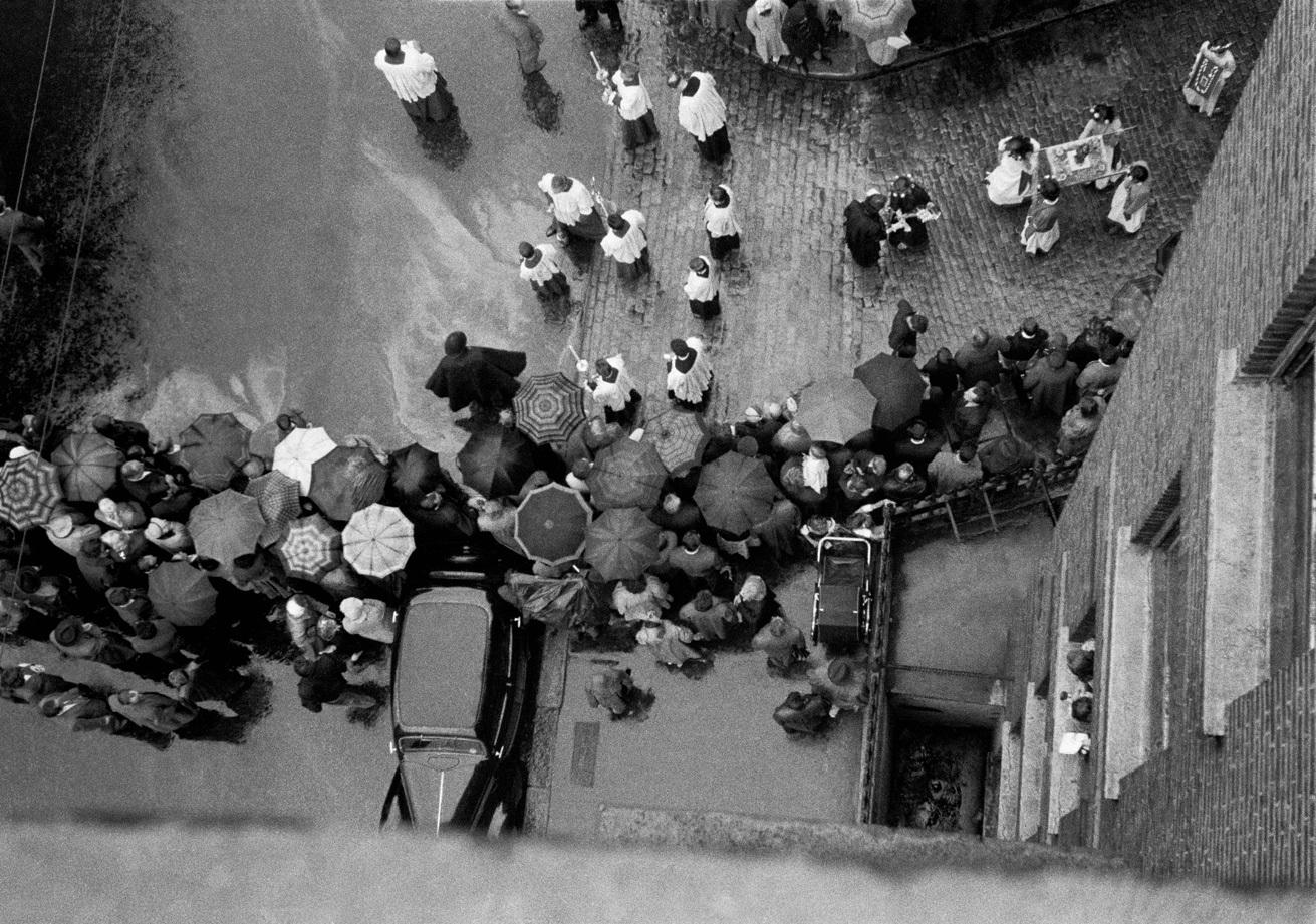 Clerkenwell, 1950s