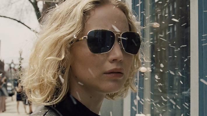 Jennifer Lawrence in 'Joy' or 'The Hunger Games: Mockingjay Part 2'