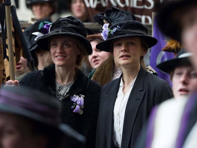 Carey Mulligan in 'Suffragette'