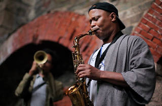 Steve Coleman & The Mystic Rhythm Society
