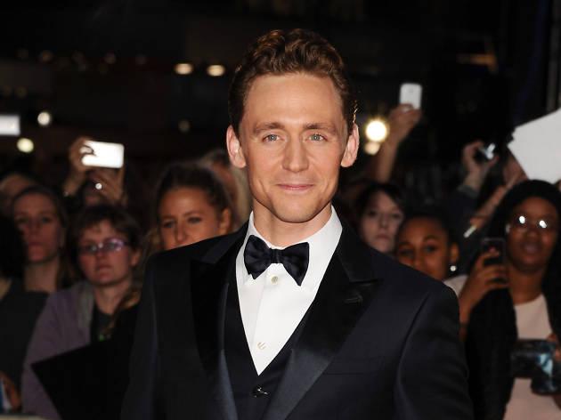 Tom Hiddleston in 'I Saw the Light'