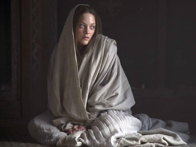 Marion Cotillard in 'Macbeth'