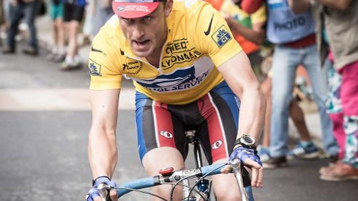 Ben Foster in 'The Program'