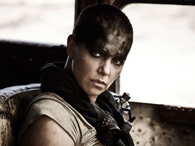 Charlize Theron in 'Mad Max: Fury Road'