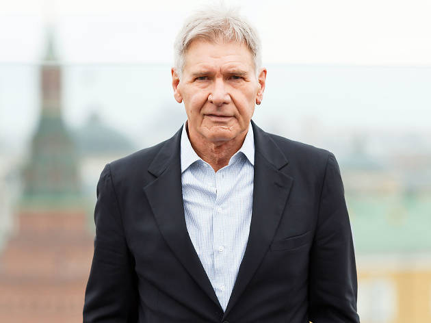 Harrison Ford in 'Star Wars: The Force Awakens'