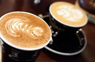 Cafés en el centro del DF
