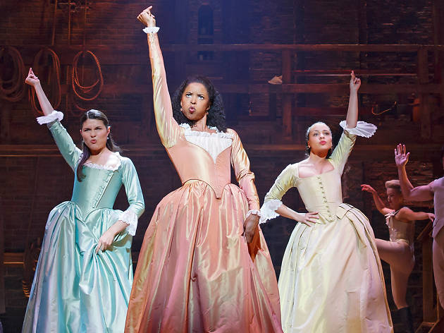 Here's how to watch Hamilton on Disney+