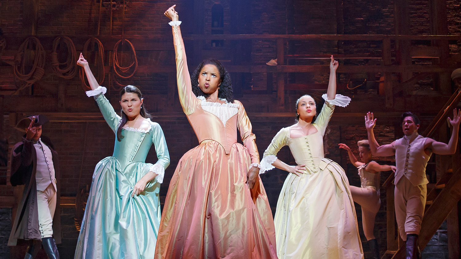 The Hamilton digital lottery is back