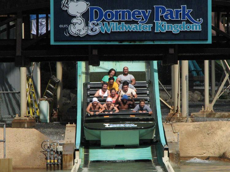 Dorney Park & Wildwater Kingdom; Allentown, PA