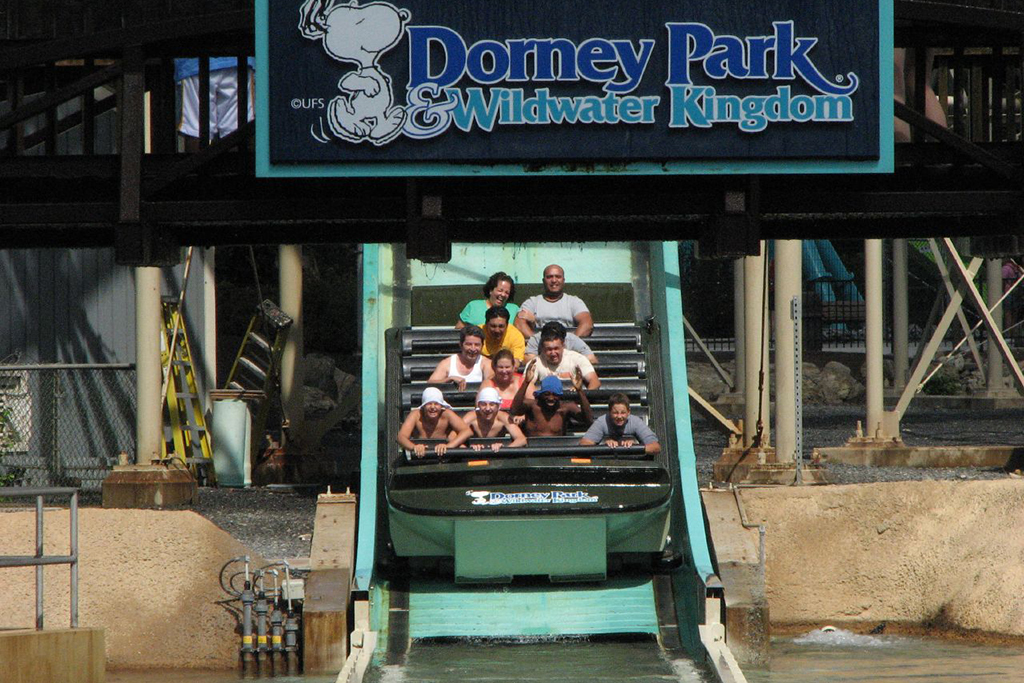 Dorney Park & Wildwater Kingdom; Allentown, PA