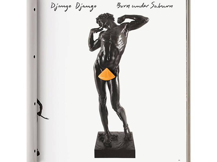 Django Django, Born Under Saturn