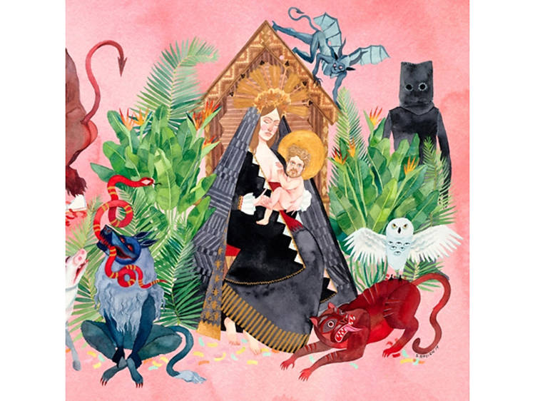 Father John Misty, I Love You Honeybear