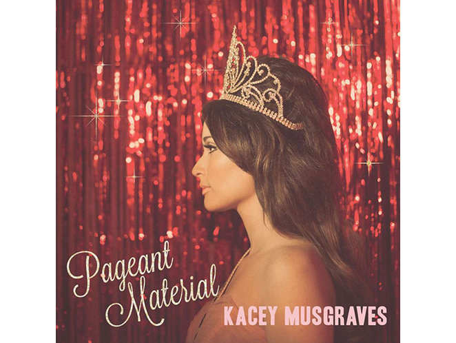 Kacey Musgraves, Pageant Material