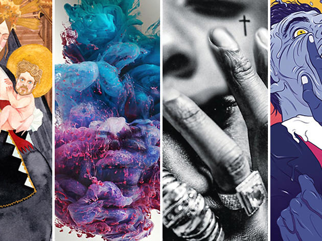 The 20 best albums of 2015 so far